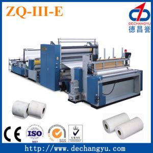 Automatic Toilet Paper Machine (Deco Toilet roll, ZQ-III-E) pictures & photos
