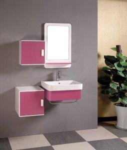 PVC Bathroom Cabinet / Bathroom Vanity / Bathroom Fittings (YL-P9723)