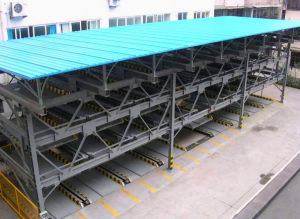 2015 Car Parking Lift Building Automatic Puzzle Car Parking System