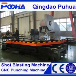 Mesh Screen CNC Punching Machines with Platform Feeding Line /Simpie Type CNC Turret Punch Machine pictures & photos