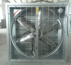 Air Flow 23000m3/H Weight Balance Type Hammer Exhaust Fan pictures & photos