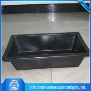 (ZJSMAL-0003) Black Plastic Serving Tray pictures & photos