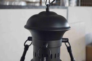 Good Quality Matt Black Hanging Pendant Lamp (KAC711(chromed, matt black)) pictures & photos