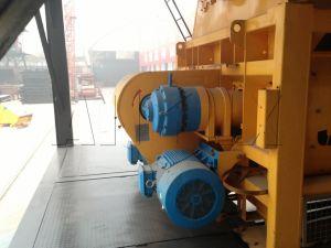 Js1000 (1m3) Twin Shaft Concrete Mixer pictures & photos