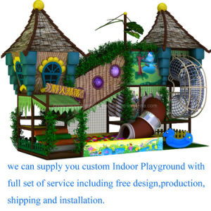 Professional Children Commercial Indoor Play Equipments for Toddlers pictures & photos
