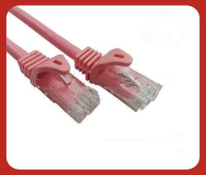 Competitive UTP CAT6A Patchcord 3m pictures & photos