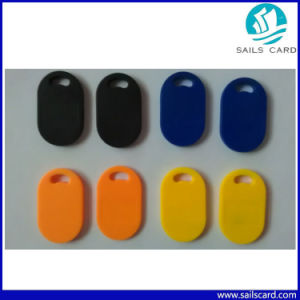 Lf RFID Recrangle Keyfob Tag with ABS for Access Control pictures & photos