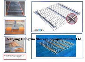Pallet Racking Galvanized Welded Steel Wire Deck Panel pictures & photos