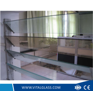 3-6mm Clear Tempered Laminated Glass/Tinted Louver Glass for Windows pictures & photos