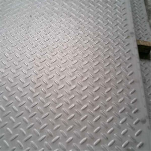 Checkered Stainless Steel Sheet 304, 321 pictures & photos