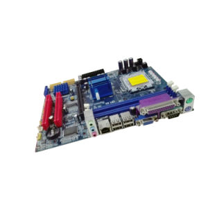 945 Chipset 775 Socket Support 2*DDR2 Motherboard From OEM Factory pictures & photos