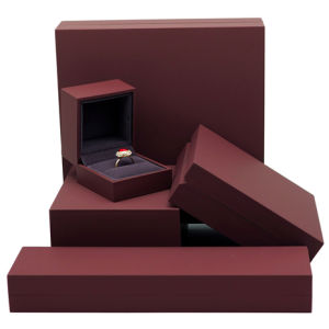 MDF High Gloss Lacquer Finish Custom Wooden Gift Box for Jewelry pictures & photos