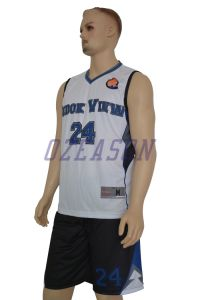 Design Your Own Basketball Team Uniforms Whosale OEM Serive (BK011) pictures & photos