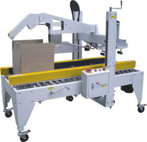 High Quality Full Automatic Carton Packaging Sealing Machine pictures & photos