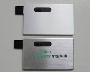 Promotional Card USB Flash Driver USB Flash Stick pictures & photos