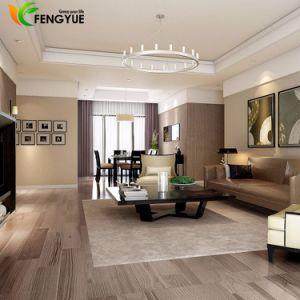 Household Vinyl Flooring Non-Slip Click PVC Flooring pictures & photos