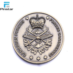 Pinstar Factory Custom Making High Quality Souvenir Chocolate Coin pictures & photos