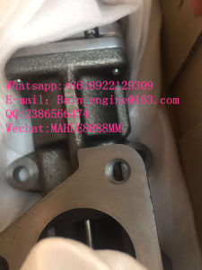 High Quality Genuine Valve Egr of Excvator Engine 6HK1xyss Emission Piping pictures & photos