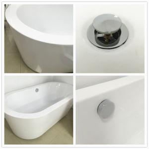 Antique Style Bathroom Acrylic Classical Freestanding Bathtub (BA-8301B) pictures & photos