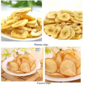 Small Capacity Semi Automatic Plantain Chips Line Manufacture pictures & photos