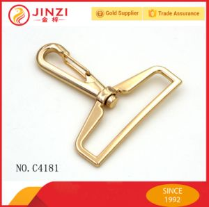 Big Size 50mm Handbag Hardware Trigger Snap Hooks for Bag Accessories pictures & photos