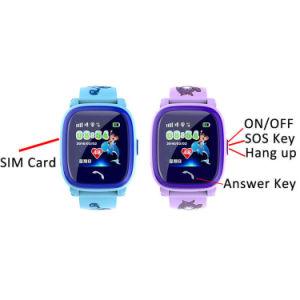Gelbert-Smart IP67 Waterproof GPS Kids Smart Watch with SIM Card pictures & photos