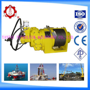 1 Ton Air Tugger Winch for Monkey Board with Remote Control System pictures & photos