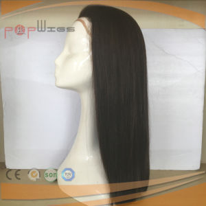 Natural Color Human Hair Lace Wig (PPG-l-0248) pictures & photos