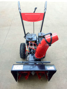 Smart Recoil Start 196cc Snow Blower pictures & photos