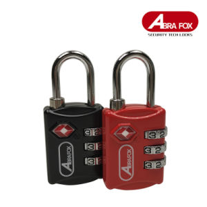 Luggage Lock Tsa Approved Lock for Travel Suitcase & Baggage pictures & photos