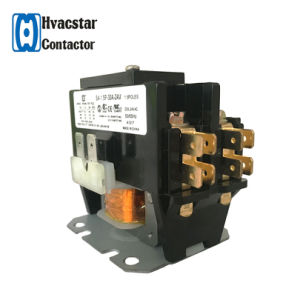 30A 1.5 Pole Contactor Single Phase AC Contactors