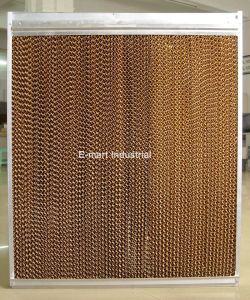 Cooling Pad Wall with Gi Greenhouse Cooling System pictures & photos