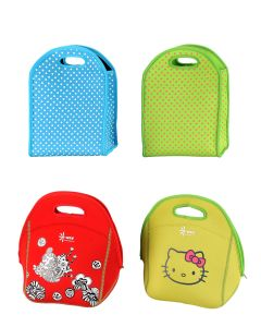 Full Color Printing Chear Insulated Kids Lunch Bag for Promotion/School Lunch Bag pictures & photos