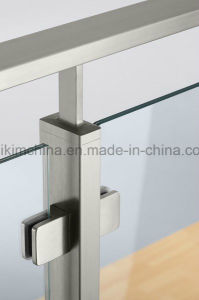 Stainless Steel Rectangular Handrail pictures & photos