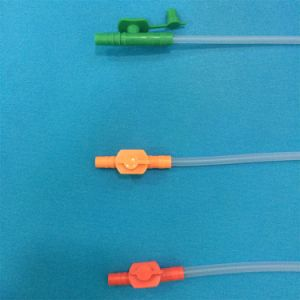Disposable Medical Grade PVC Suction Catheter pictures & photos