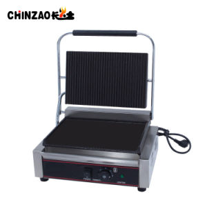 Table Top Professional Stainless Steel Sandwich Panini Grill pictures & photos