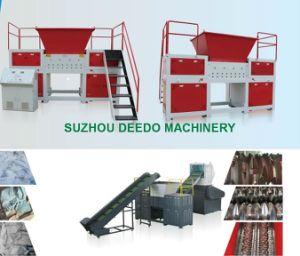 Single Shaft Shredder Unit Machine pictures & photos