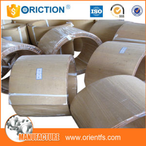 Non Asbestos Woven Brake Lining in Roll pictures & photos