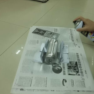 Chrome Paint From China pictures & photos