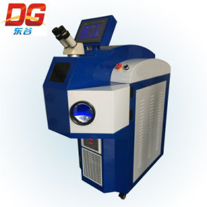 100W Build-in Jewelry Spot Laser Welding Machine pictures & photos