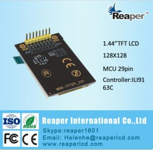 """1.44"""" 128*128 Resolution Small Size LCD Module pictures & photos"""