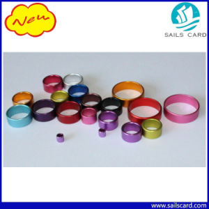 Customized Printed Number Difference Size Bird Aluminum Rings pictures & photos