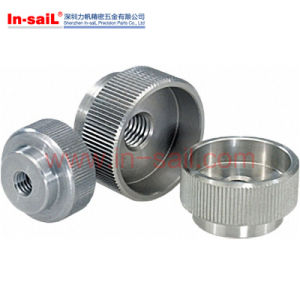 DIN6303 Hot-DIP Galvanizing Knurled Nuts pictures & photos