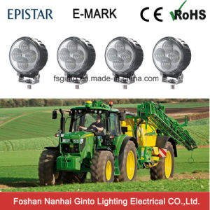 Emark 3inch 12W Epistar LED Work Light for Truck (GT2009-12W) pictures & photos