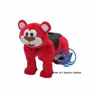 New Design Bear Animal Rides Children Game Machine (ZJ-KAR01) pictures & photos