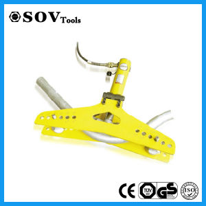 Manual Hydraulic Tube Bending Machine with Hydraulic Pump pictures & photos