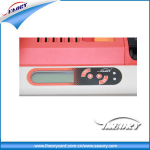 Seaory T12 Double Side Ymck Printing PVC ID Card Printer pictures & photos