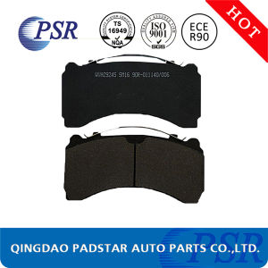 After-Market High Quality Heavy Duty Truck Brake Pad pictures & photos