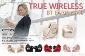 Comfortable Wearing True Wireless Mini in Ear Earbuds Bluetooth Earphone pictures & photos