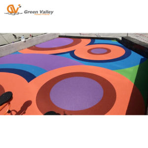 EPDM Granule for Rubber Flooring, SGS Approved (RN01) pictures & photos